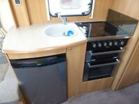 2010 Swift Challenger 540, fixed bed,4 berth. MINT MINT MINT. Mover.