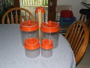 Tupperware Canister Lids