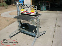 """22""""X 44"""" PERFORMAX SINGLE SIDED THICKNESS SANDER"""