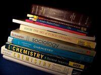 Academic Texbooks (ebooks) All subjects. English, Chemistry, Maths, Engineering, University College