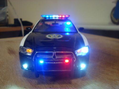 dodge charger police lights ebay. Black Bedroom Furniture Sets. Home Design Ideas