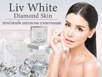 X2 Liv White Diamond skin care cream serum Best face whitening anti aging +