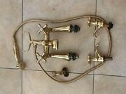 Gold Bath Mixer Taps