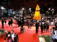 """2 RED CARPET tickets to the OPENING of the LONDON FILM FESTIVAL 5 Oct """" A United Kingdom """" Premiere"""