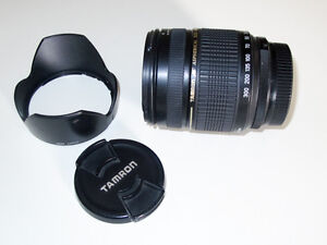 Tamron Lens 28-300mm for Pentax