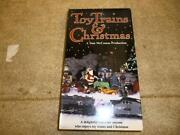 Toy Trains Christmas VHS