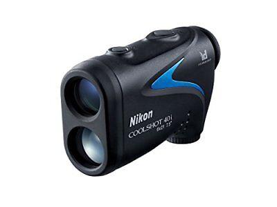 New Nikon portable laser rangefinder COOLSHOT 40i LCS40I Golf from Japan