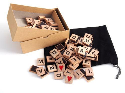 Magnetic Letter Tiles Ebay