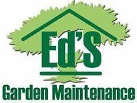 Gardener, full-time Mon - Fri Ealing area