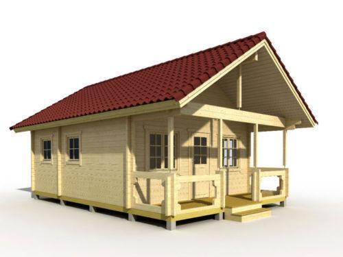 gartenhaus 70mm ebay. Black Bedroom Furniture Sets. Home Design Ideas