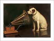 His Masters Voice Dog
