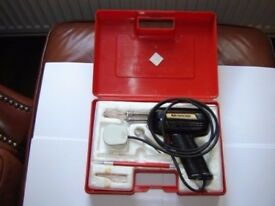 Weller 8200D 140/100 Watts, 240v Universal Expert Soldering Iron Gun kit made in England