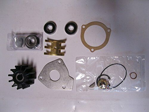 Sherwood Engine Cooling Pump Impeller Major Repairing Parts P Kit 23977