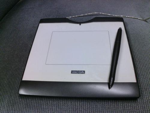 Wacom tablet cte 440