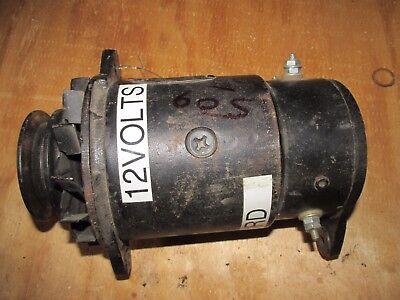 John Deere. 1103026 Generator 3010 3020 4010 Ty1447 Rebuilt To 12volt