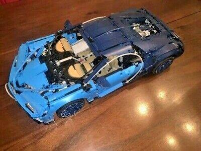 Lego Technic Bugatti Chiron 42083 Complete Set