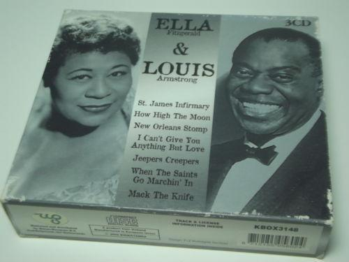 Ella Fitzgerald Louis Armstrong Ebay