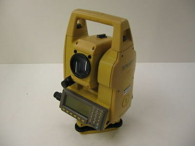 Topcon Gts-605 5 Total Station Only Surveying 1 Month Warranty