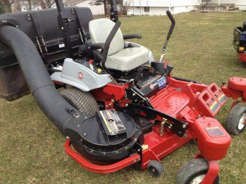 Exmark Lawn Mowers 60 Ebay