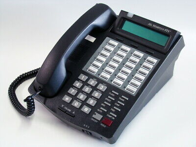 Vodavi 3515-71 Starplus Sts Stse Charcoal 24 Button B Stock Phone Refrb Warnty