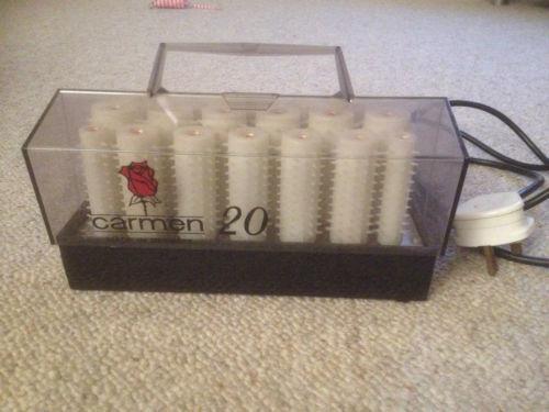 Ebay Vintage Hair Rollers 116