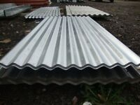 brand new 6ft long galvanized corrugated roofing sheets