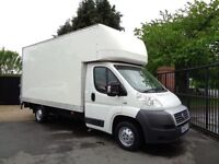 Blackmores Logistics - Removals -Man & Van - Courier services. Professional and affordable service.