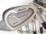 Mizuno MX 15 Irons