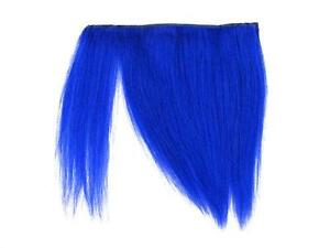 Blue hair extensions ebay clip in blue human hair extensions pmusecretfo Choice Image