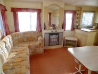 £14,995 SPECIAL AT MULLION! Static Caravan For Sale Very Cheap on Family Park on The Lizard Cornwall