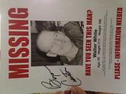 Breaking Bad Autograph