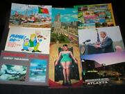 Huge Postcard Lot