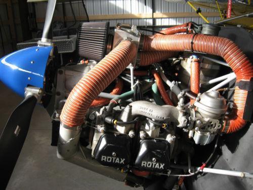 Rotax Aircraft Engine