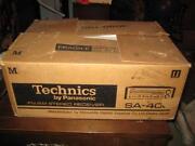 Technics SA
