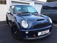 Limited Edition 240BHP Mini Cooper S Checkmate