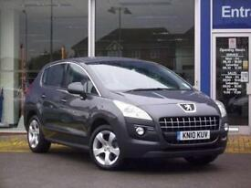 Peugeot 3008 Crossover 1.6HDi DIESEL Exclusive AUTOMATIC - 5 Dr MPV - 2010 (60)