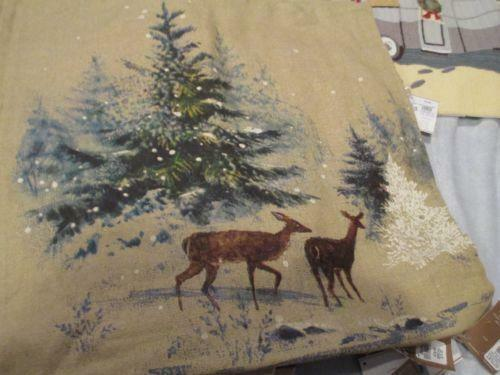 Christmas Pillow Covers Ebay