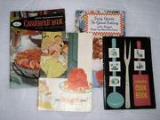Recipe Booklets Lot