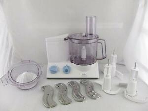 THE BEST FOOD PROCESSOR YOU SHALL EVER BUY BRAUN K 650