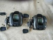 Used Casting Reels
