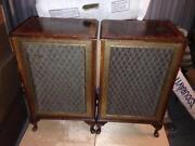 Vintage Speaker Cabinet