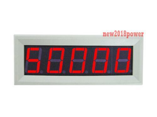 Panel Mount Frequency Counter : Digital frequency panel meter ebay