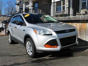 2013 Ford Escape S / 2.5L I4 / Auto / FWD **Affordable**