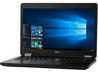 "Dell Latitude E5440 14"" intel Core i3-4030M @ 1.90GHz 8GB RAM 500GB HDD Laptop"
