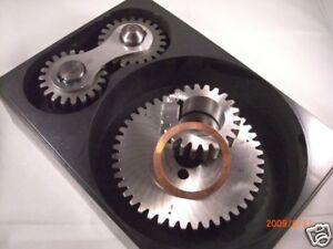 New Dual Idler Gear Drive Set Ford Noisy 289 302 5.0 351W Windsor 302N