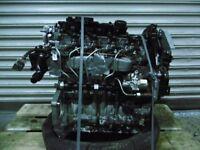2012 FORD GALAXY 1.6 TDCI DIESEL ENGINE T1WB CODE 24K MILES
