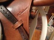 Close Contact English Saddle