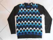 Herren Pullover XL V Ausschnitt