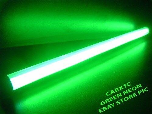 18 Inch WHITE Neons Glow N Street Neon Car Lighting