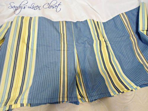 navy blue bedskirt bed skirts ebay